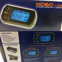 GET MD60 LAPTIMER AND DATALOGGER – 290€